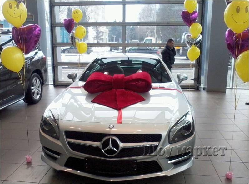 Фото машины в подарок 3